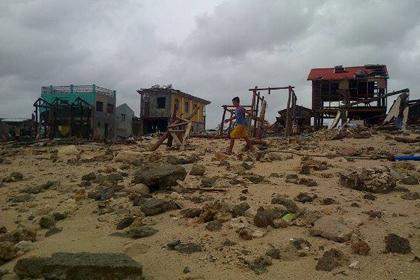 Hernani, Eastern Samar
