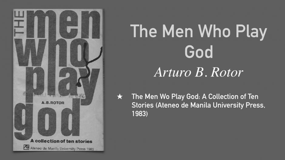 The Men Who Play God