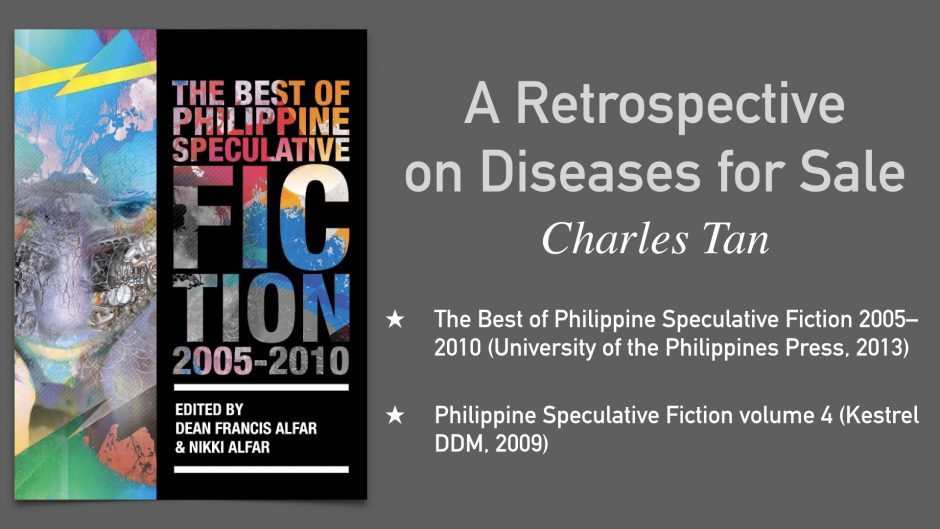A Retrospective on Diseases for Sale